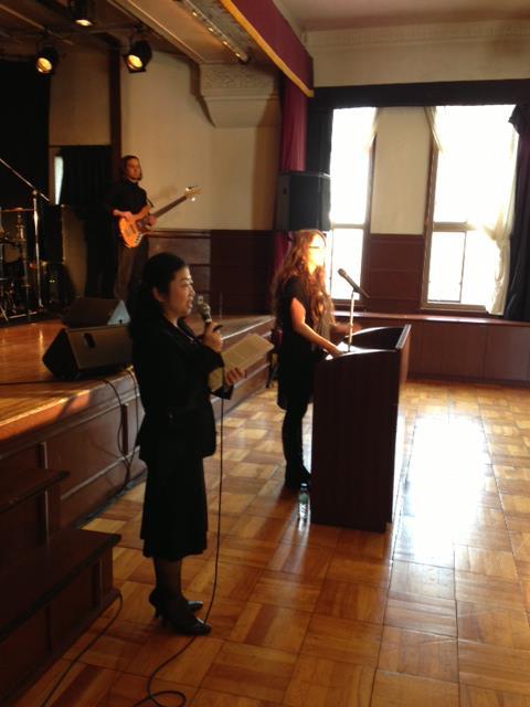 Sarah Visits Japan and China - 2013
