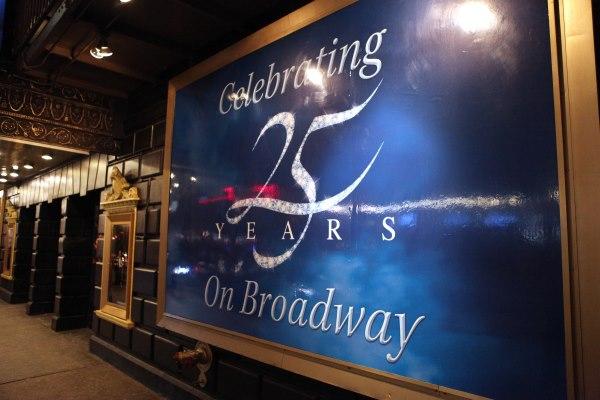 The Phantom of the Opera - 25 Years on Broadway (2013)